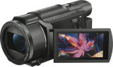 Preiswerte Ax53 4K Flash-Speicher-Kamerarecorder-Digital-GroßhandelsVideokamera