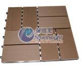 Плитка Decking 305*305*22 WPC, Decking WPC, Decking, деревянная пластичная смесь