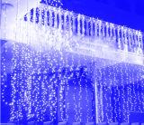 Света водопада длины СИД украшения рождества по-разному/свет занавеса