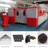 máquinas de estaca do laser da fibra da placa de aço de carbono do aço 3000W inoxidável para a venda