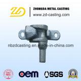 Moldagem de aço fundido personalizado para fundição de automóveis / acessórios para carros
