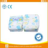 Tecidos do bebê com absorção elevada e a fita mágica