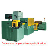 Lasdraad precisie-laagwikkelmachine