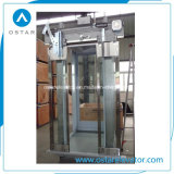Cheap Price Hairline Etching S. S Cabin pour passagers Elevator (OS41)