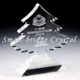 Árbol de Navidad de Crystal Award (JP0125)
