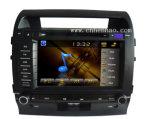 HD 8  GPS van de Eenheid van de Speler van de Auto DVD Hoofd voor het RadioSysteem van Nav van de Kruiser van het Land van Toyota