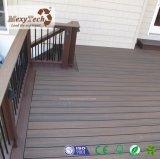 2017 panneau extérieur en bois de Decking du composé WPC de nouveaux produits