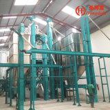 150tpd 케냐 운영하는 옥수수 제분기 기계