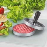 Prensa de hambúrguer de carne de alumínio fundida