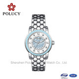 Оптовый вахта швейцарца wristwatch женщин