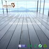 De gemakkelijke Tuin WPC Decking van de Bevloering van het Frame van de Installatie Moderne Ontwerp Verborgen