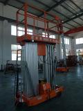 6m антенны Semi-Electric рабочей платформы Awp6-2000 (двойной мачты)