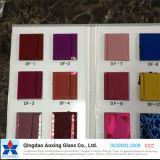 لون/مربط فضة مرآة/ألومنيوم مرآة لأنّ غرفة حمّام/جدار زجاج