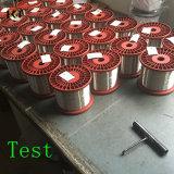 Fil en acier plaqué en cuivre CCS pour câble coaxial Kxt-CCS02