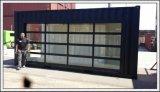 Glace isolée pour glisser/Pation/portes de pliage