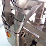 Автоматическая треугольник Bag Dragee конфеты упаковочные машины