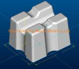 Neues 30/40/50/60mm Beton-Distanzstück-Plastikform-/Injection-Form