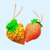 Saco de compras de morango
