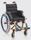 Multifuncional Crianças Aluminum para cadeira de rodas (Hz124-03-24)