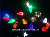 세륨 승인되는 12feet-10bulbs를 가진 크리스마스 부활절 축제를 위한 상업적인 끈 빛
