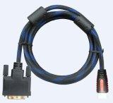 DVIケーブルへの高速HDMI