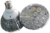 Алюминиевые E27 18*1 Вт Светодиодный прожектор PAR 38 (если-LS 60034)
