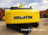 Используемая землечерпалка Crawler Komatsu PC200-7 (20t) гидровлическая