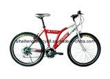 K는 타자를 친다 18 속도 (SH-MTB230)를 가진 일반적인 산 자전거를