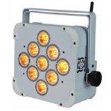 Étanche 12W 18W LED alimentée par batterie Sans fil Uplights Floor Wall par la lumière