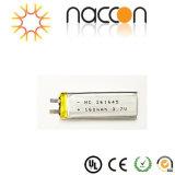 bateria recarregável de 3.7V 104065 2600mAh Lipo