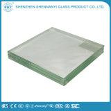 3-25mm Transparente plana color mezcla de productos de cristal templado de seguridad