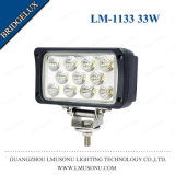 IP67 6 indicatore luminoso di funzionamento 33W Bridgelux di pollice LED