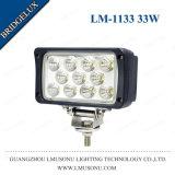 IP67 6 luz de trabajo 33W Bridgelux de la pulgada LED