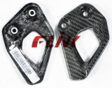 Placas do salto das peças de fibra do carbono da motocicleta (BM119) para BMW R1200GS 2013-2015
