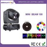 Efectos de escena Mini LED 100W Beam Moving Heads