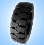 空気の固体フォークリフトのタイヤ