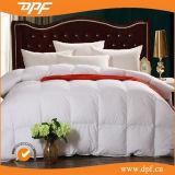 Дешевый отель белого одеялом полиэстер заполнение стеганых матрасов (DPF060506)
