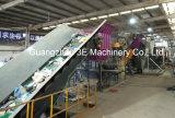 セリウムが付いている機械3000kg/Hをリサイクルするプラスチックリサイクルプラントかプラスチック