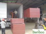 El contrachapado de bambú
