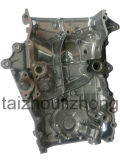 Passte Soem 1083 ADC12 Aluminiumlegierung-Autoteile Druckguss-Teile für Öl-Pumpe an