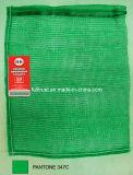 PP/PE Leno Mesh sac pour le bois de chauffage (C14)
