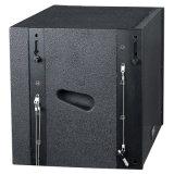 Дороги главного качества 2 Bmg удваивают линия дикторы рожочка 6.5 дюймов блока + определяют 12 дюйма супер басовое Subwoofer для представления в реальном маштабе времени