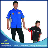 ClubsのためのカスタムSublimation Racing Shirts