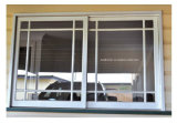 Climate Control Aluminum Sliding Windows with Low E Knell
