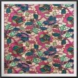 Multicolor шнурок гипюра цветка шнурка вышивки Rose