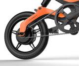 Schneller Verschluss Releasement faltendes Fahrrad mit Motor 250W