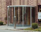 ホテルのための装飾的な入口のガラスドア