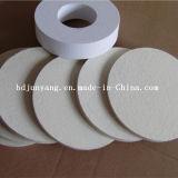 A qualidade superior da roda de polimento de lã grosso