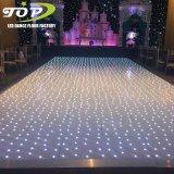Club Disco DJ professionnel partie moins cher d'affichage jusqu'étoilée allume la LED plancher de danse