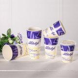 Tazas de papel disponibles del PE del doble de la buena calidad para la venta